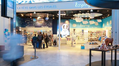 La Tête dans les Etoiles - Aéroport Toulouse-Blagnac