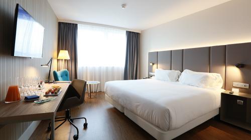 NH Hôtel Chambres - Aéroport Toulouse-Blagnac